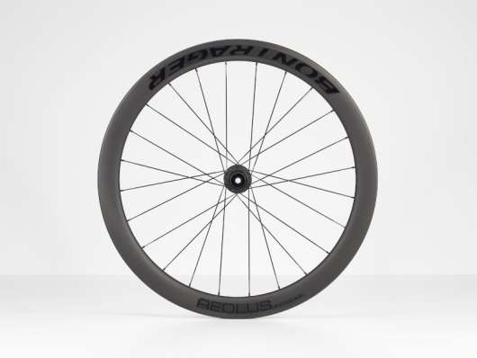 Bontrager Wheel Rear Aeolus Elite 50 Tlr Disc Black