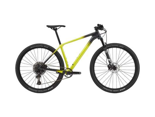 Cannondale F-Si Carbon 5 Ram: XL. Highlighter