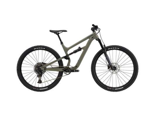 Cannondale Habit 4 Ram: XL. Slate Gray