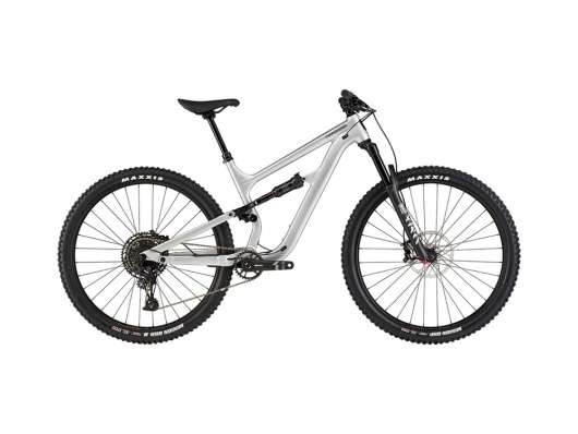 Cannondale Habit Waves Ram: M. Raw Silver