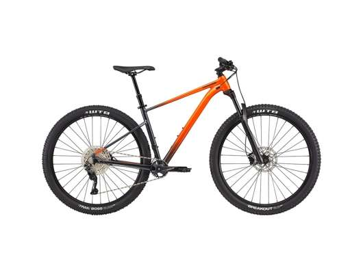 Cannondale Trail SE 3 Ram: M. Impact Orange