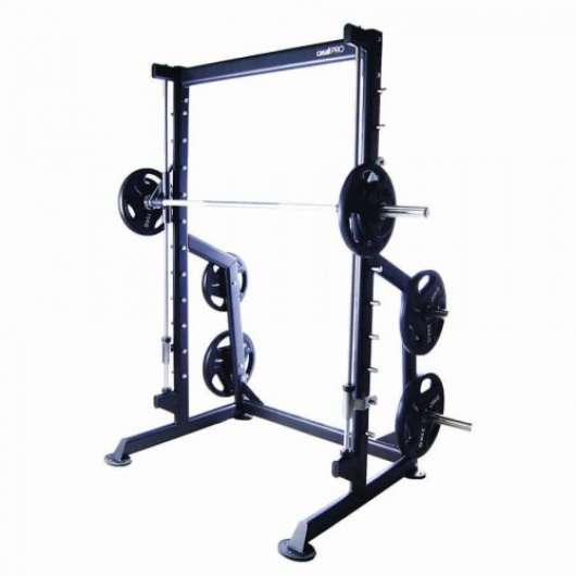 Casall Pro Smith Machine Black