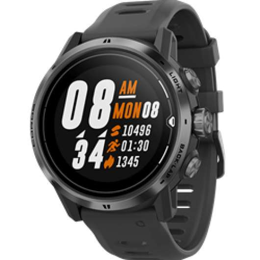 Coros Apex Pro Watch Black