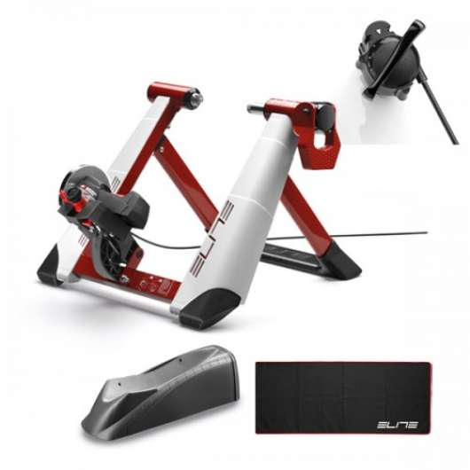 Cykeltrainer Elite Novo Force Pack