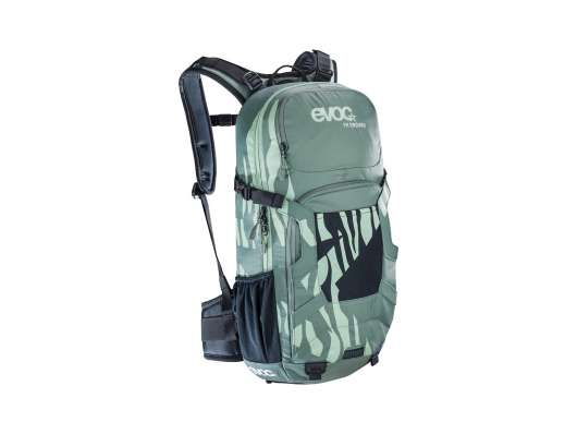 Evoc Fr Enduro Dam 16L OIVE/LIGHT PETROL S OLIVE/LIGHT PETROL