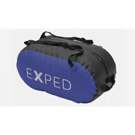 Exped Tempest Duffle 100 Blue-Black