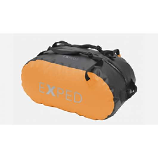 Exped Tempest Duffle 70 Orange-Black