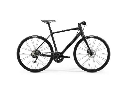 MERIDA SPEEDER 400 BLACK/BLACK+M/L (54 CM)