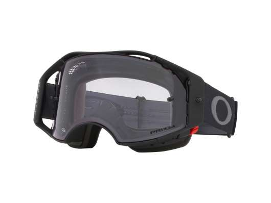 Oakley Airbrake Mtb Goggles Black Gunmetal Prizm Low Light