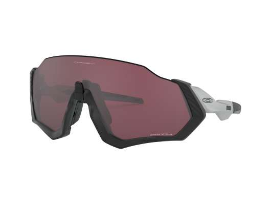 Oakley Flight Jacket Matte Black Prizm Road Black