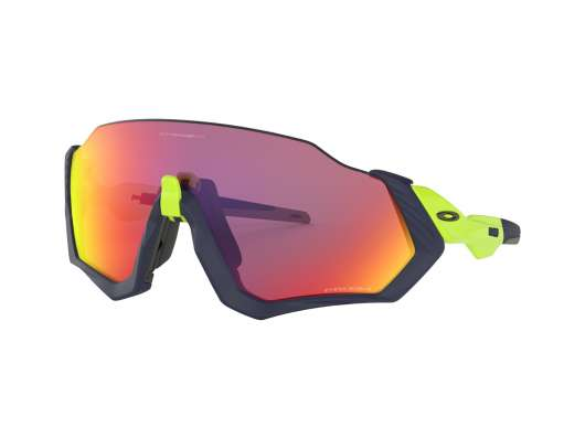 Oakley FLIGHT JACKET MATTE NAVY PRIZM ROAD