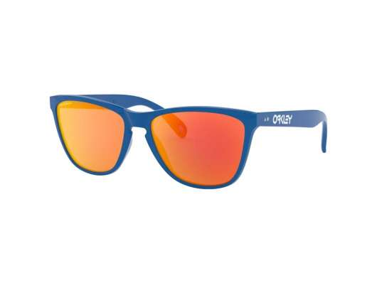 Oakley Frogskins 35th Anniversary Primary Blue Prizm Ruby