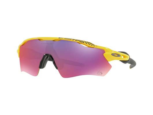 Oakley Radar EV Yellow TDF Prizm Road