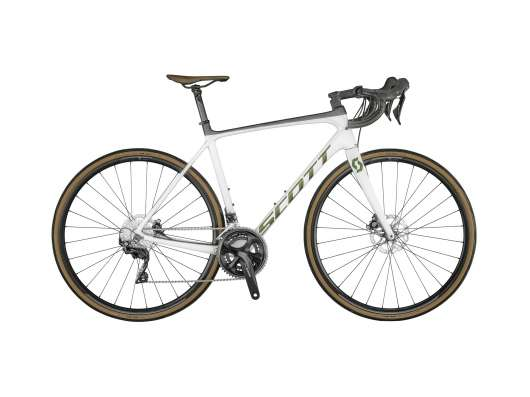 SCOTT ADDICT 20 DISC PEARL WHITE (KH) L56