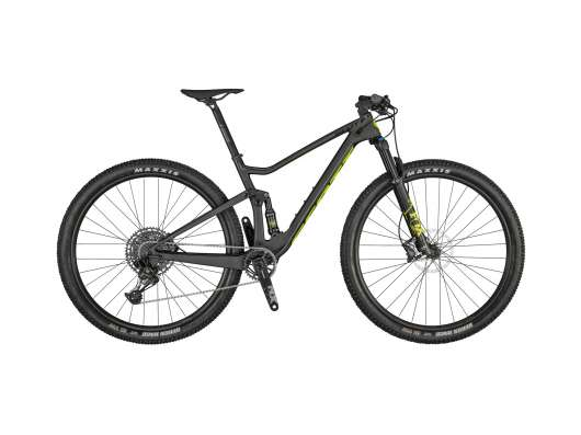 Scott Spark RC 900 Comp Ram: XL. Dark Grey